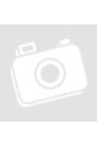Barna és sötétkék csíkos pulóver