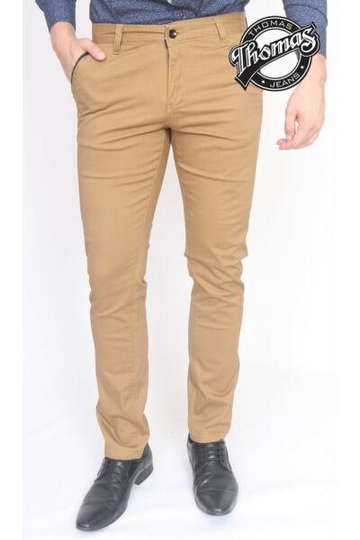 CHINO vastag mustár színű nadrág